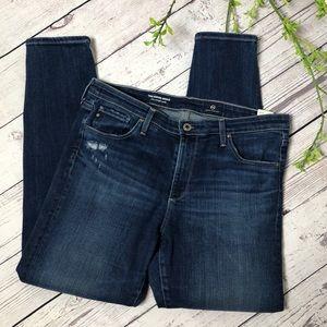 ☀️AG The Stevie stretch skinny jean